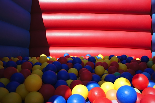 f¥円マro円¥m indoorBouncy20Ball20Pit20Castle20Balls