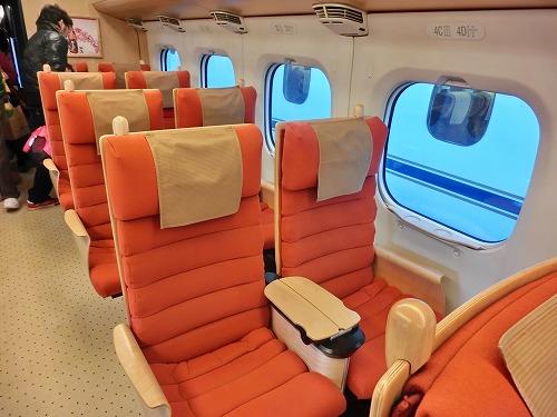 s-鹿児島観光新幹線座席CIMG9145