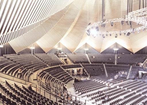 ドイツ ホール