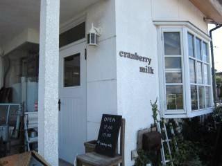 cranberrymilk