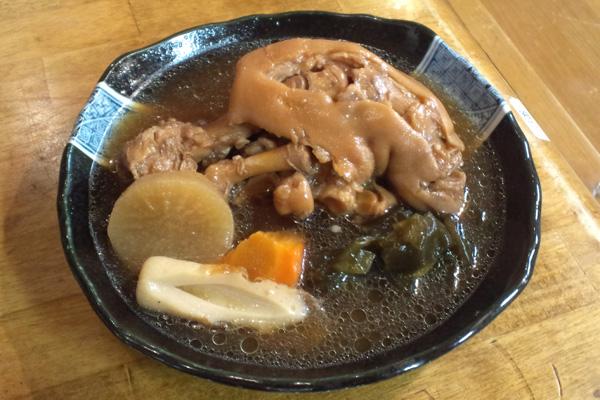琉球食堂:てびち
