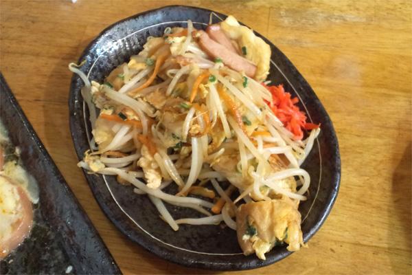 琉球食堂:フーチャンプルー