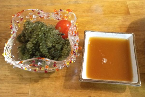 琉球食堂:海ぶどう