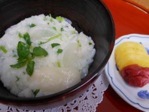 2012 01 07 七草粥