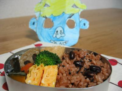 2012 02 03 お豆弁当