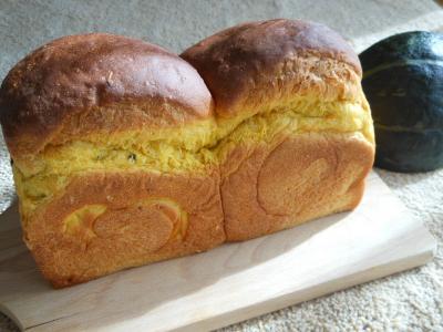 2012 03 20 かぼちゃパン