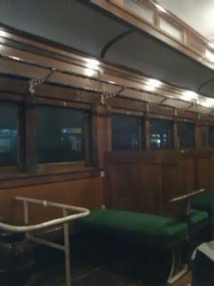 鉄道博物館三等車