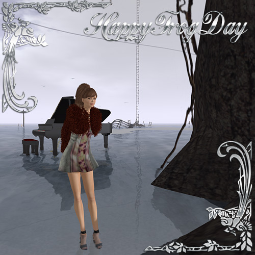 SecondLife 6th Rezday in ChouChou