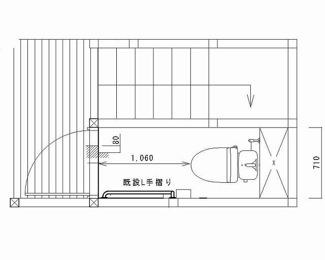 青山邸トイレ-1
