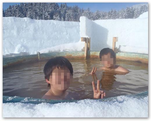 kotan-子入浴なう