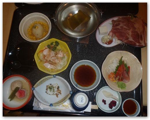 風水-夕食1