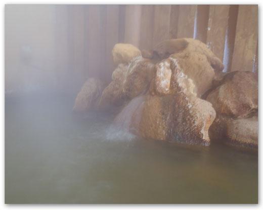 風水-露天風呂お湯