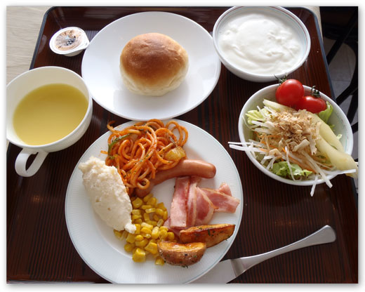 風水-朝食3