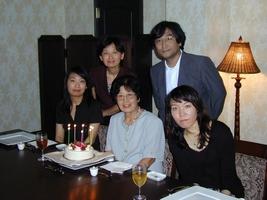 80才の誕生日