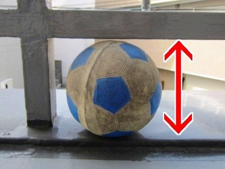 大きいボール