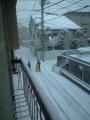 雪3ベランダ