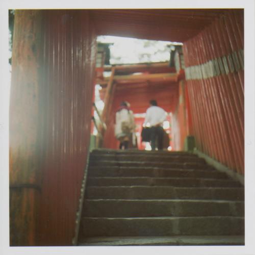 太鼓谷稲荷神社 鳥居