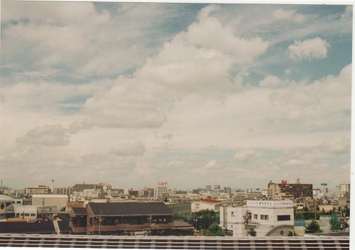 Solaris色の空
