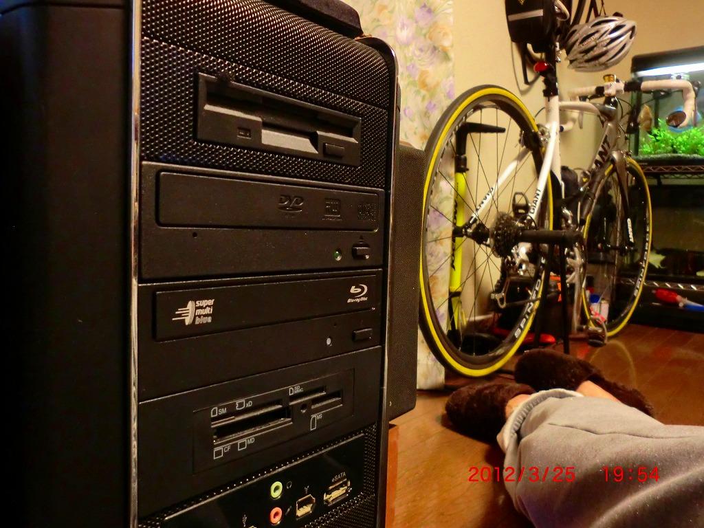 我が家の自作PC
