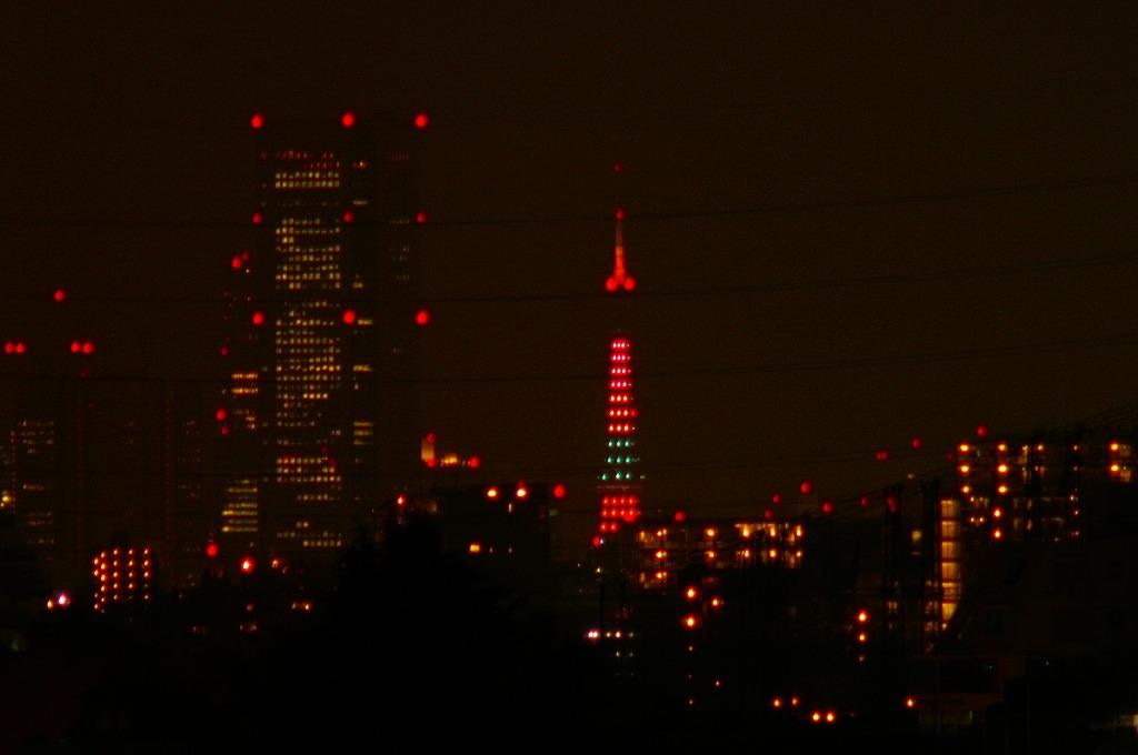 東京タワー5色2
