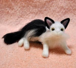 5匹の猫制作中140123 009