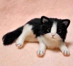 5匹の猫制作中140123 012