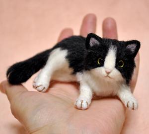 5匹の猫制作中140123 018