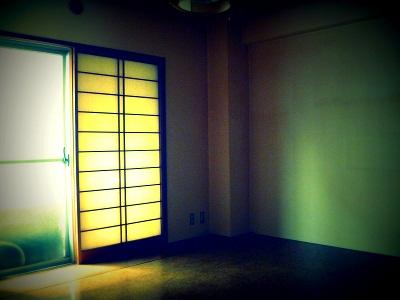 新宿と池袋の間で…(仮)和室