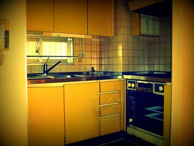 新宿と池袋の間で…(仮)キッチン