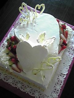 はっぴーケーキ