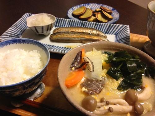 Jan20_野菜たっぷりお味噌汁