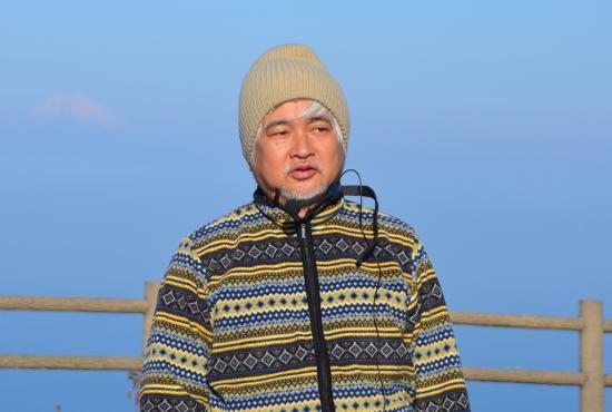 講師 産総研 川辺禎久先生