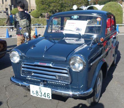 ダットサン210型