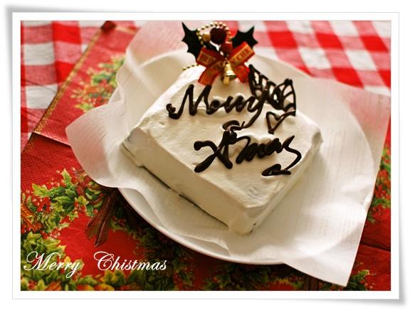 人用クリスマスケーキ