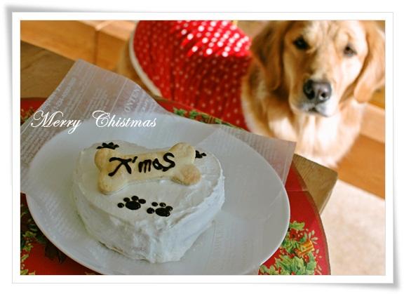 ララクリスマスケーキ