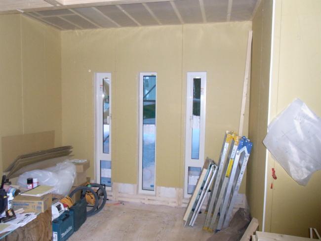 2.8石膏ボード DK窓