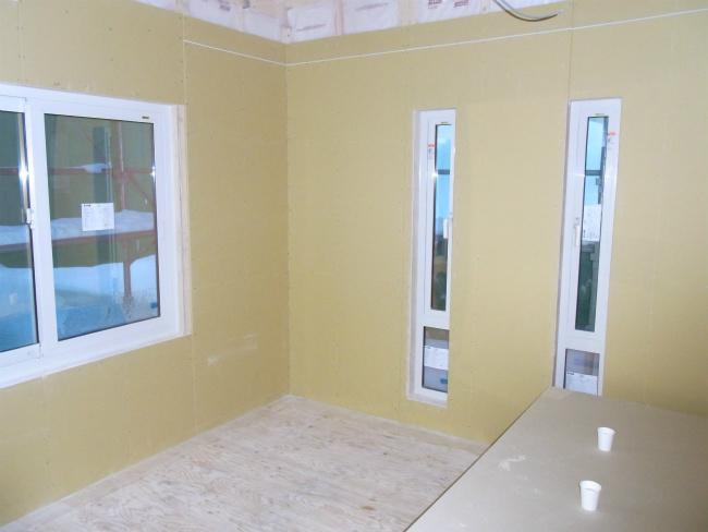 2.8石膏ボード 和室窓
