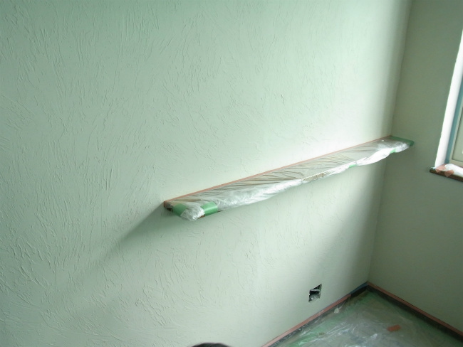3.10珪藻土 寝室 引き 蓄暖上