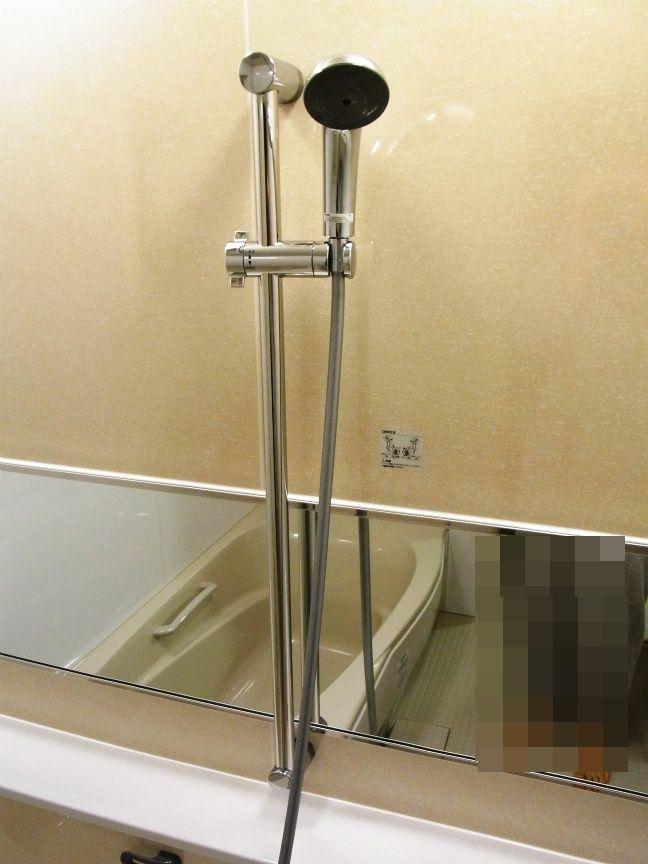 シャワーバー