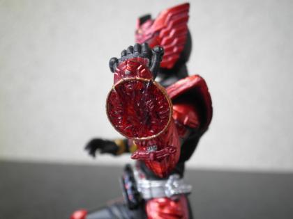 仮面ライダーオーズ タジャドルコンボ