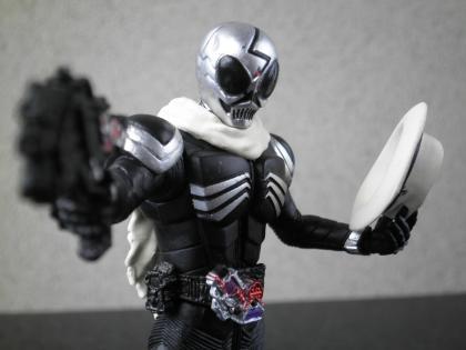 仮面ライダースカル(シークレット)