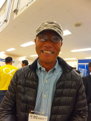ダイブサービス異島の伊藤隆さん