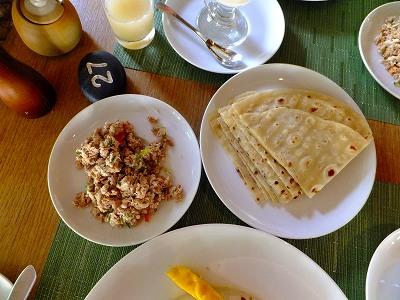 モルディブの定番朝食マスフニ