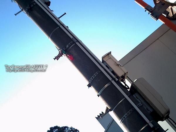 toycamera:電柱でござる