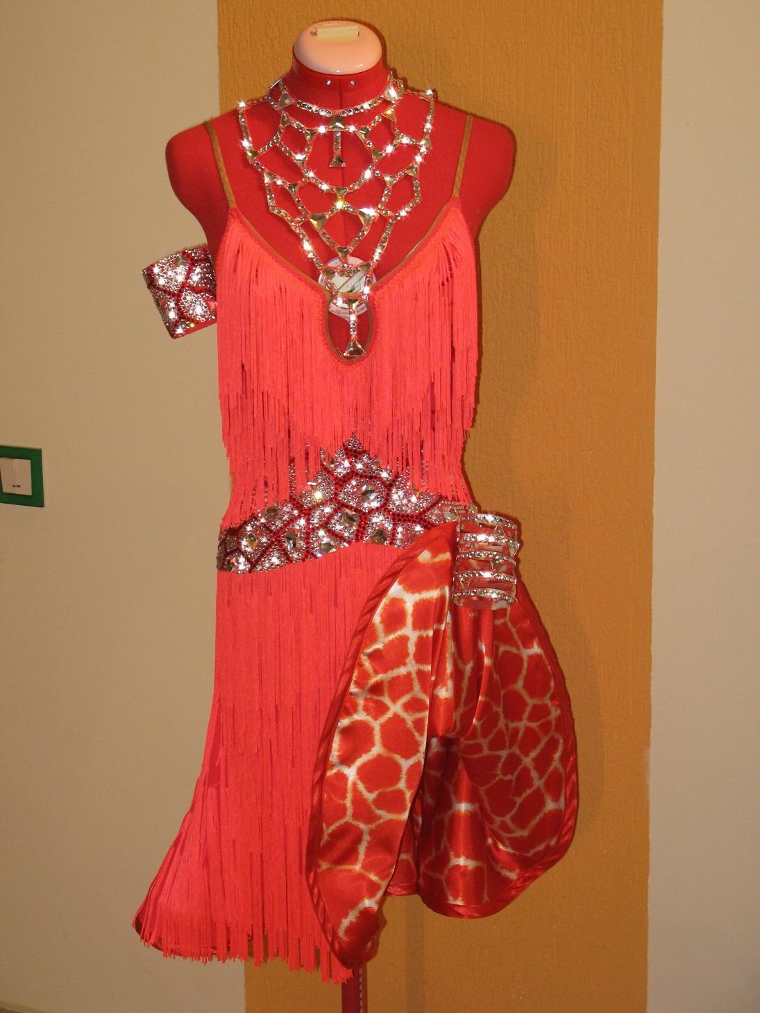 Used Latin Dresses 97