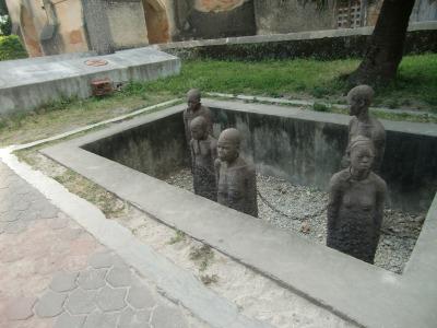 奴隷モニュメント