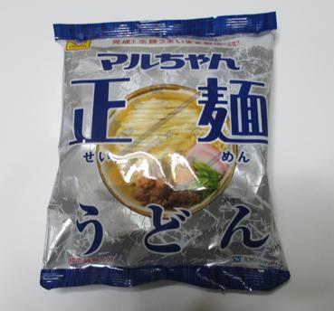 マルちゃんうどん-1