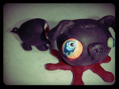 黒豚写真2