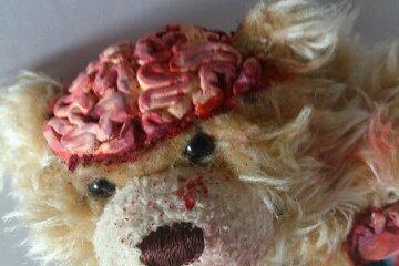 奇形クマ完成脳みそ