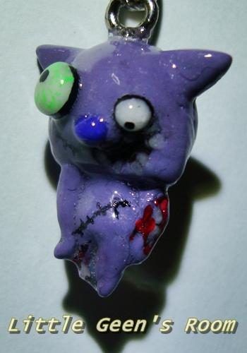 ゾンビネコ紫1